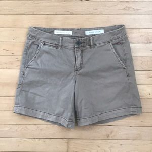 Anthropologie Pilcro Khaki Shorts